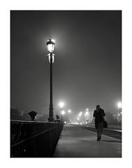 Sevilla (jlavila) Tags: 2020 bruma fog fuji fujifilmx igjlavila2018 niebla noche puentedetriana rio sevilla spain