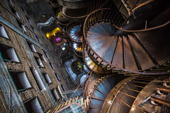 The Honest Way You Move is Too Much (Thomas Hawk) Tags: america citymuseum citymuseumstlouis missouri stlouis usa unitedstates unitedstatesofamerica stairs fav10 fav25 fav50 fav100