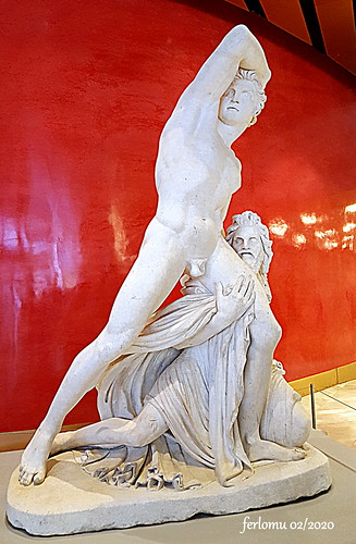 Madrid 20200206. Mitología en el museo del Prado