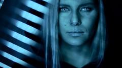 Realy? (lichtflow.de) Tags: blue portrait woman face sony 095 porträts festbrennweite nice model eyes gesicht augen speedmaster09550mm ilce7m2 offenblende