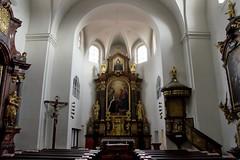 IMGP7675 (hlavaty85) Tags: praha prague kostel church benedikt benedictus oltář altar