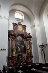 IMGP7676 (hlavaty85) Tags: praha prague kostel church benedikt benedictus oltář altar