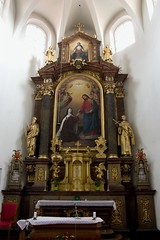 IMGP7678 (hlavaty85) Tags: praha prague kostel church benedikt benedictus oltář altar