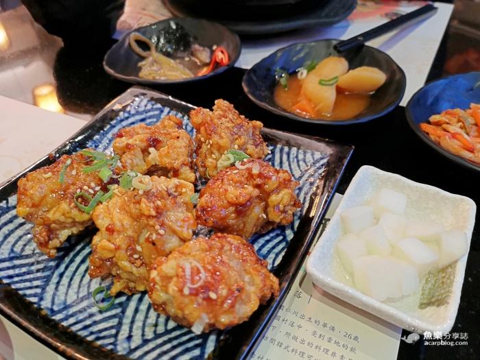 【台北士林】阿里郎村落|雞不可失水原肋排醬炸雞 @魚樂分享誌
