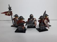WOLFPACK (krisdecatte) Tags: lego minifigurines custom medieval soldiers