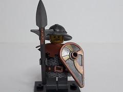 SOLDIER (krisdecatte) Tags: lego minifigurines custom medieval soldiers