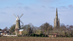 Photo of Moulton Windmill