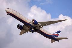 VP-BGC - Boeing 777-3M0(ER) - Aeroflot (FelixTch) Tags: llbg ben gurion spotting aircraft israel 777 boeing aeroflot