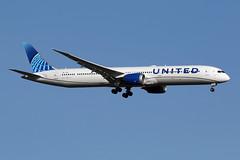 B787-10.N14011 (Airliners) Tags: ual united unitedairlines 787 b787 b787x b78710 dreamliner boeing boeingdreamliner boeing787 boeing78710 iad n14011 2920
