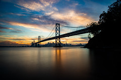 And The Things You Can't Remember Tell The Things You Can't Forget (Thomas Hawk) Tags: america bayarea baybridge california sf sfbayarea sanfrancisco usa unitedstates unitedstatesofamerica westcoast yerbabuenaisland bridge norcal sunset fav10 fav25 fav50 fav100