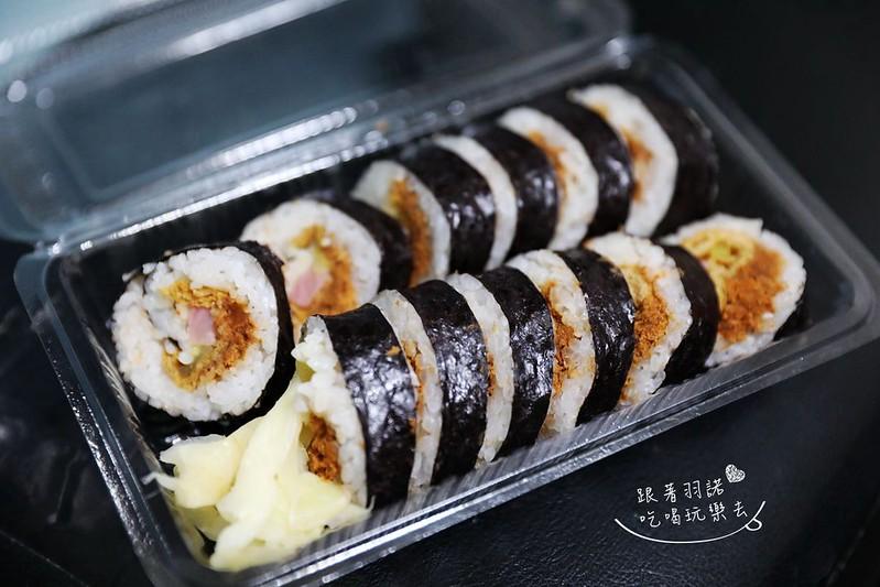 三和夜市林家傳統壽司專賣店13