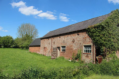 The Old Cheshire Barn (big_jeff_leo) Tags: cheshire england old oldbuilding summer rustic farm
