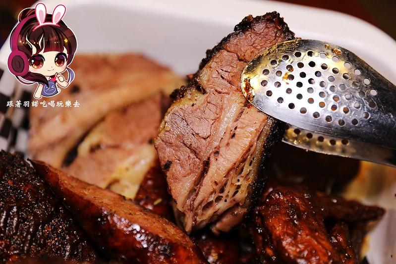 大直美式餐廳美食Ed's Diner美式BBQ燒烤餐館112