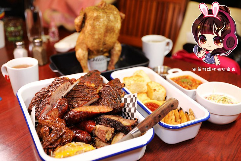 大直美式餐廳美食Ed's Diner美式BBQ燒烤餐館082