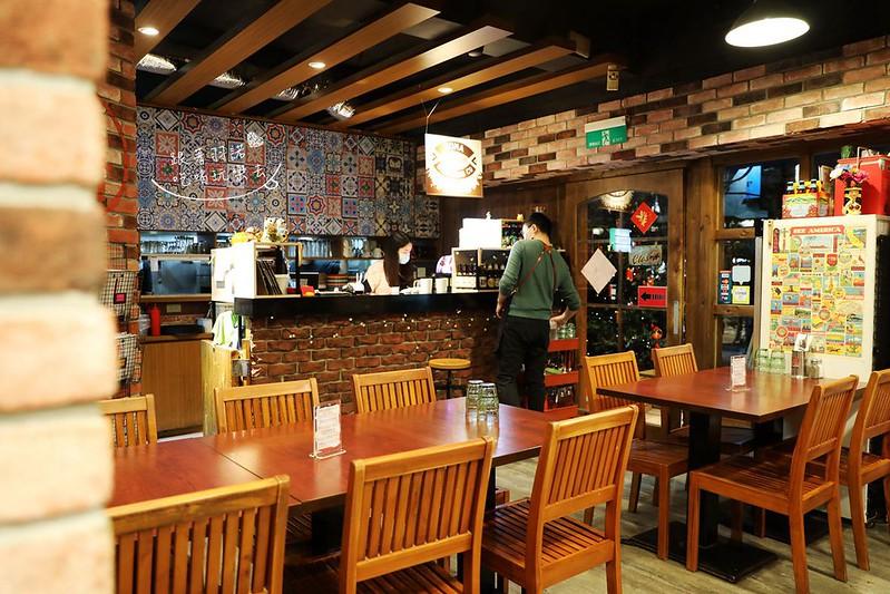 大直美式餐廳美食Ed's Diner美式BBQ燒烤餐館023