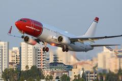 EI-FJH - Boeing 737-8JP - Norwegian (FelixTch) Tags: 737 boeing llbg ben gurion spotting israel 737800