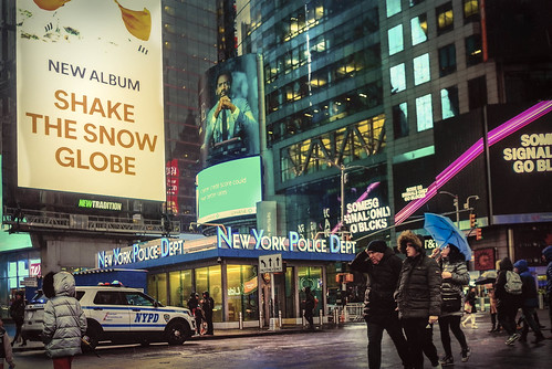 New York City, NYPD