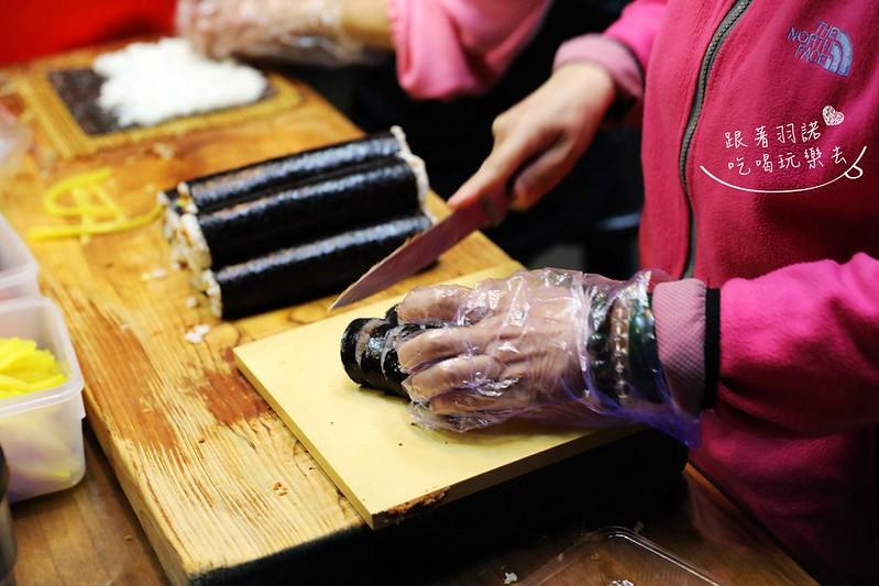 三和夜市林家傳統壽司專賣店08