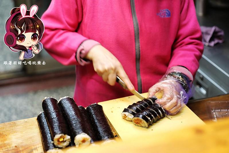 三和夜市林家傳統壽司專賣店06
