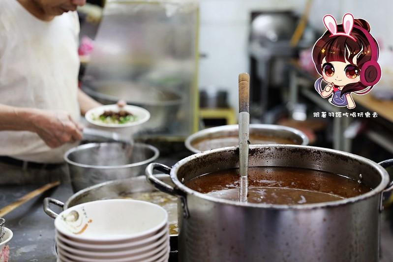 王家刀切麵信維市場推薦牛肉麵手工現做的刀切麵大安站美食05