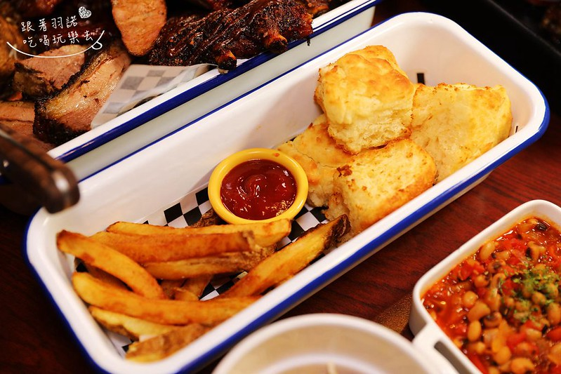 大直美式餐廳美食Ed's Diner美式BBQ燒烤餐館060