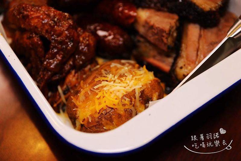大直美式餐廳美食Ed's Diner美式BBQ燒烤餐館059