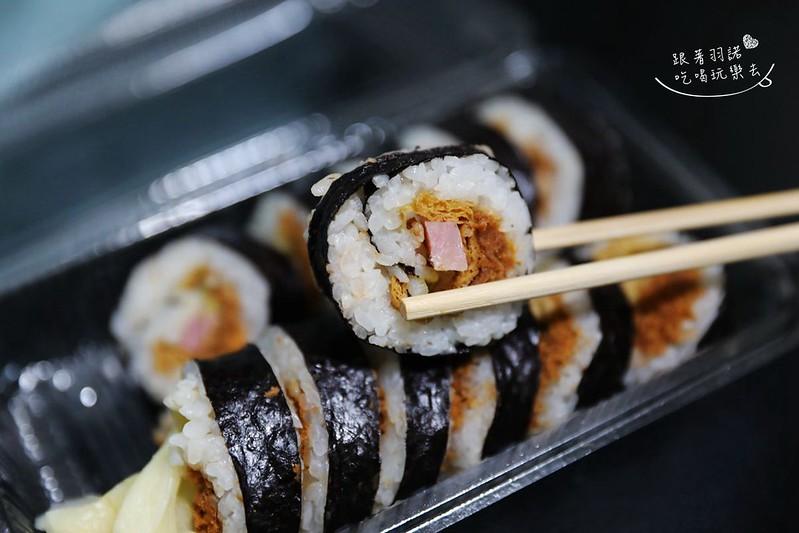 三和夜市林家傳統壽司專賣店15