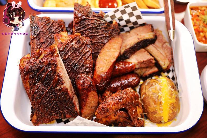 大直美式餐廳美食Ed's Diner美式BBQ燒烤餐館087