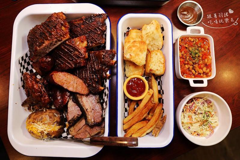大直美式餐廳美食Ed's Diner美式BBQ燒烤餐館052