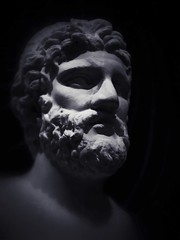 Who is this guy ? … (marc.barrot) Tags: x100f sculpture portrait bust statue marble uk wc1b london greatrussellstreetbloomsbury britishmuseum quiz