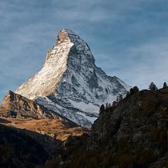Matterhorn (Martin Majc0 Brechtl) Tags: swiss alps landscape mountain mountains matterhorn