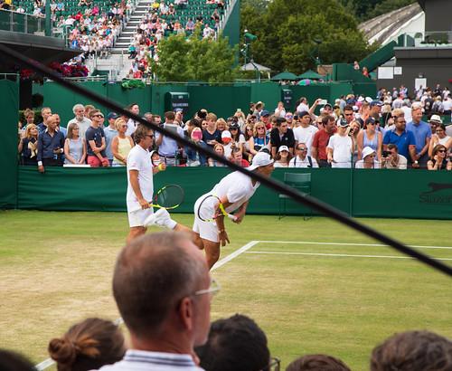 Rafael Nadal - Nadal warmup