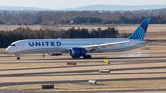 9-Feb-2020 IAD N14011 787-10 (watts_v) Tags: iad 9feb2020 78710 united boeing787 dreamliner n14011