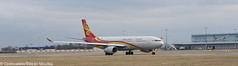 A330 Hainan Airlines, Václav Havel airport 7.2.2020 (Cestovatelix) Tags: hainanairlines prague a330 airbus