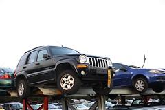 43-BK-RL (timvanessen) Tags: sloperij rutte velserbroek jeep cherokee diesel automatic automaat aut high roof 43bkrl