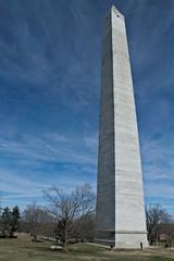 Jefferson Davis Monument (Kaptain Karst) Tags: confederate jeffdavis jeffersondavis fairview kentucky obelisk phalus concrete dixie csa president sex kristenbobo