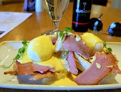 Eggs Benedict at Café Northcote, Blackburn (Tony Worrall) Tags: photos photograff things uk england food foodie grub eat eaten taste tasty cook cooked iatethis foodporn foodpictures picturesoffood dish dishes menu plate plated made ingrediants nice flavour foodophile x yummy make tasted meal nutritional freshtaste foodstuff cuisine nourishment nutriments provisions ration refreshment store sustenance fare foodstuffs meals snacks bites chow cookery diet eatable fodder ilobsterit instagram forsale sell buy cost stock eggsbenedict cafénorthcote blackburn yolk runny meat ham