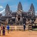 2019 - Cambodia - Siem Reap - Angkor Wat - 6