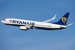 Boeing 737-800 Ryanair EI-EBA cn 37516/2761 (Guillaume Besnard Aviation Photography) Tags: lebl bcn barcelona barcelonaelprat barcelonaairport barcelonaaeroport barcelonaaeropuerto joseptarradellasairport canoneos canoneos1dsmarkiii canonef500f4lisusm