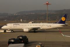 D-AECF (GH@BHD) Tags: daecf embraer erj erj190 erj190200lr lh dlh lufthansa lufthansacityline zurichairport zrh lszh zurich kloten aircraft aviation airliner regionaljet