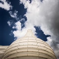 Futuroscope de Poitiers, France (pas le matin) Tags: travel world voyage poitiers futuroscope poitou poitoucharentes architecture sky ciel clouds nuages canon 5d canon5d canon5dmkiii 5dmkiii canoneos5dmkiii eos5dmkiii