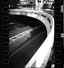 1960 (Victor Frezza) Tags: leicacamera leica leicacl leicacl35mm voigtlander28mm ilfordfilm film35mm ilfordhp5 bmx bike bmxstreet
