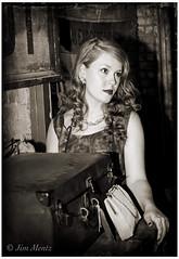 Blonde Beauty (IG JimMentzPhotog) Tags: vintage vintagefashion gorgeous blonde beauty retrogirl
