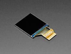 "Adafruit 1.3"" 240x240 Wide Angle IPS TFT Display (adafruit) Tags: 4520 lcds lcddisplay graphictft tft tfts colortft"