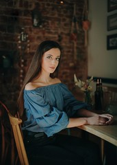 Azzurro (Pavel Valchev) Tags: a7iii sony a7m3 samyang rokinon 35mm woman sofia bulgaria blue girl wide 3d pop lightrom photoshop ilce ff emount 12