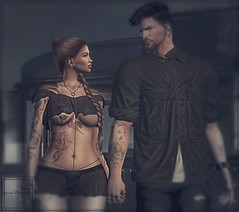 💕💖💋► ﹌Love is in the air ...◄💕💖💋 (яσχααηє♛MISS V♛ FRANCE 2018) Tags: emozioneposes junaartistictattoo saltpepper blog blogging bento bloggers casualstyle artistic art avatars roxaanefyanucci poses photographer posemaker photography lesclairsdelunedesecondlife lesclairsdelunederoxaane secondlife sl slfashionblogger shopping styling style designers couple