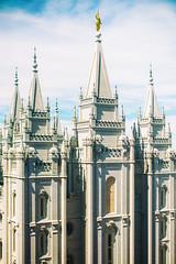 Salt Lake Temple (Thomas Hawk) Tags: america lds ldschurch ldstemple mormon mormonism slc saltlakecity saltlaketemple usa unitedstates unitedstatesofamerica utah temple fav10 fav25