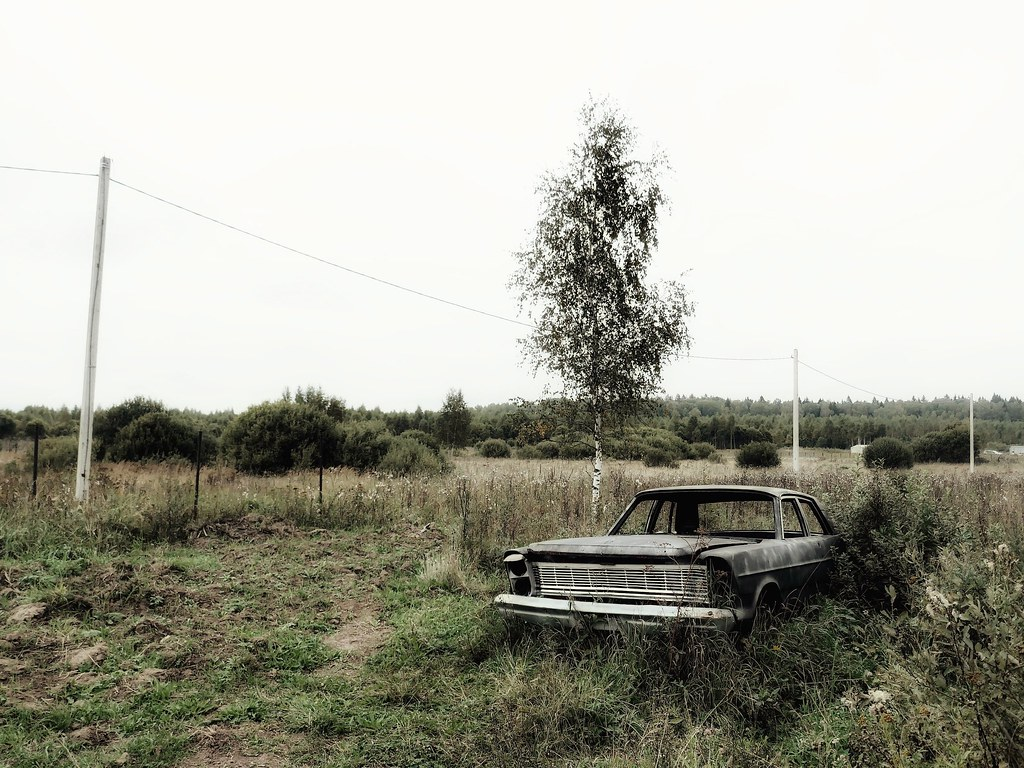 фото: Somewhere in Russia. Alone and terribly