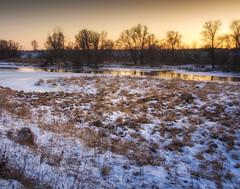 *** (Павел Ныриков) Tags: природа пейзаж закат зима подмосковье православие река