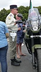 """bootsservice 19 2150952 (bootsservice) Tags: armée army militaire militaires military uniforme uniformes uniform uniforms """"14 juillet"""" """"bastilleday"""" moto invalides paris"""